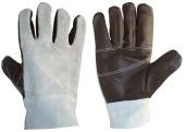 Pracovní rukavice kožené ASP120 - velikost 10,5