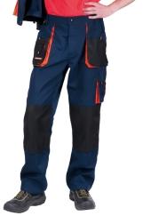 Kalhoty do pasu EMERTON NAVY
