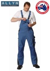 Kalhoty s laclem ALLYN - modré