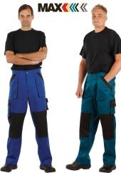 Montérkové kalhoty do pasu MAX CLASSIC