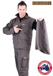 Pracovní bunda UKARI - khaki