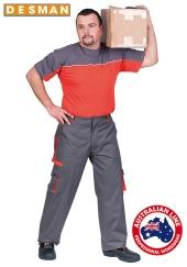Kalhoty do pasu DESMAN