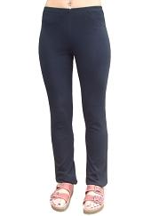 Legíny kalhotové dámské - černé