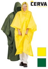 Nepromokavé PONČO PVC do deště