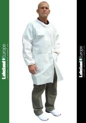 Laboratorní plášť LAKELAND MicroMAX NS - bílý