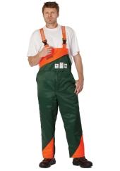 Kalhoty s laclem protipořezové PROFESIONAL