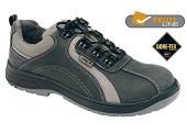 Pracovní obuv PRABOS MERANO polobotky Gore-Tex