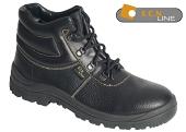 Pracovní obuv PRABOS EMIL kotníková S1