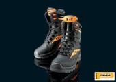 Pracovní obuv PANDA TECTOR poloholeňová S3 SRC