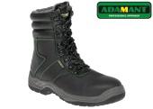 Pracovní obuv zimní ADAMANT holeňová S3 SRC