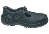 Pracovní obuv BLACK KNIGHT sandály S1