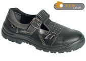 Pracovní obuv PRABOS EDA sandály O1