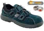 Pracovní obuv PRABOS HUGO SHOCK sandály S1