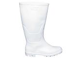 Pracovní obuv holínky PVC - bílé