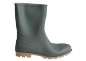Pracovní obuv holínky PVC nízké - zelené