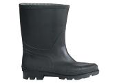 Pracovní obuv holínky PVC nízké - černé