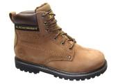 Pracovní obuv HONEY WINTER - hnědá