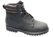 Pracovní obuv HONEY WINTER - černá