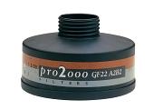 Filtr protiplynový GF 22 A2B2