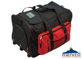 Taška PORTWEST B907 Multi-Pocket Troley 100L - s kolečky