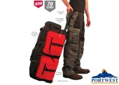 Taška PORTWEST B908 Multi-Pocket Travel 70L - s kolečky