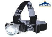 Čelovka svítilna PORTWEST PA50 LED světlo