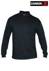 Nehořlavé tričko CarbonX ULTIMATE antistatické XXL/5XL - černé