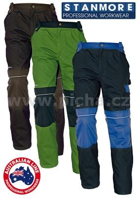 Kalhoty do pasu STANMORE   Pracovní oděvy - Montérky   df5bf7128f