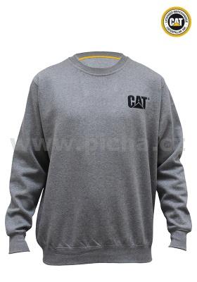 59ebf8226f8 Mikina CATERPILLAR TRADEMARK CREW SWEATSHIRT šedá   Pracovní oděvy ...