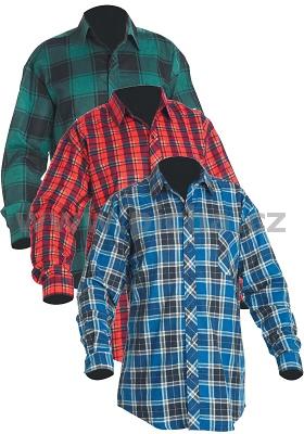 d9ee2f90953 Košile SATURN flanelová   Pracovní oděvy - Košile