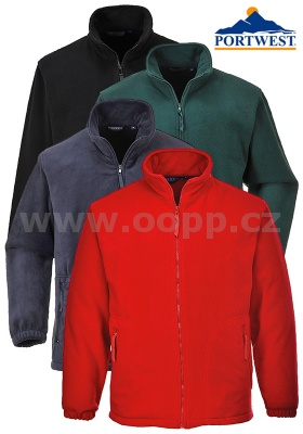 Bunda fleece PORTWEST F400 AGRYLL HEAVY