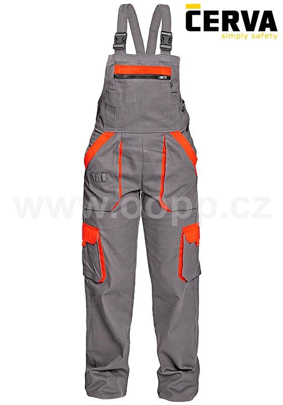 Dámské montérkové kalhoty s laclem MAX LADY   Pracovní oděvy ... 9151f42371