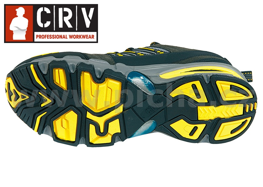 Polobotky pracovní CRV TOOLIK O1   Pracovní obuv - Polobotky   e1fcece065d