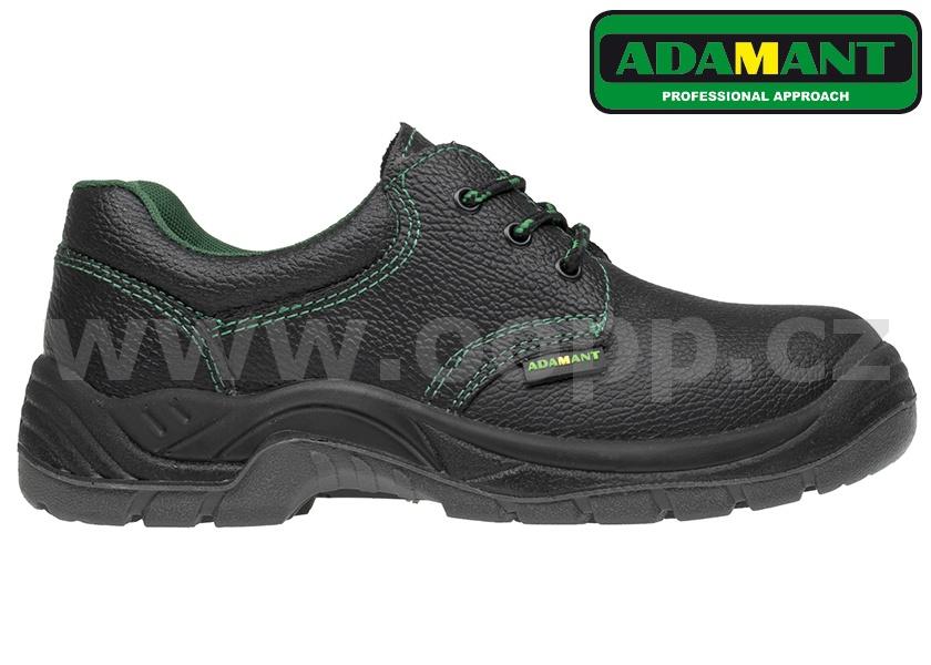 Pracovní obuv ADAMANT ADM CLASSIC O1 LOW SRC - polobotky   Pracovní ... f13973da8a6
