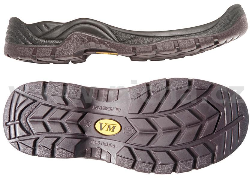 Pracovní obuv VM SAN MARINO kotníková O1 SRC FO   Pracovní obuv ... c73deb41ab