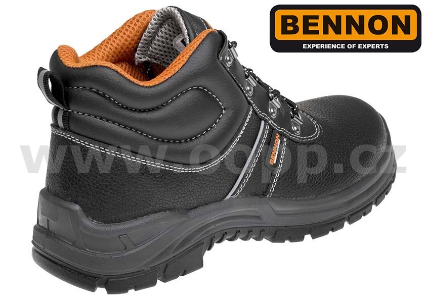 fae72e0d0d9a Pracovní obuv BENNON BNN BASIC S3 HIGH 49 50 - kotníková   Pracovní ...