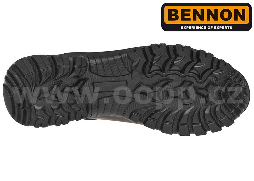 Treková obuv BENNON BNN CASTOR HIGH - kotníková   Pracovní obuv ... d44da3f50d