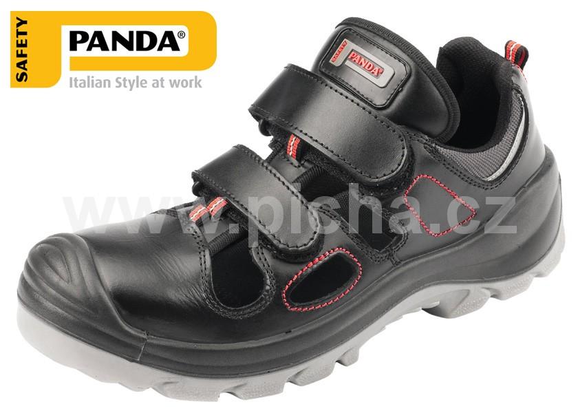 e65d247a20e Pracovní obuv PANDA SCUDO sandály S1P SRC   Pracovní obuv - Sandály