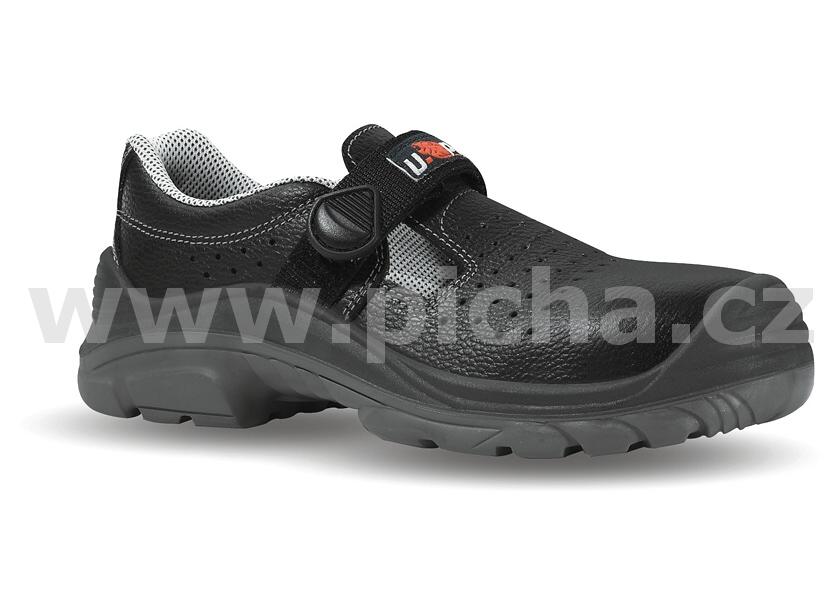 Pracovní obuv U-POWER SHUTTLE sandály S1P SRC - planžeta   Pracovní ... 82ca09312ce