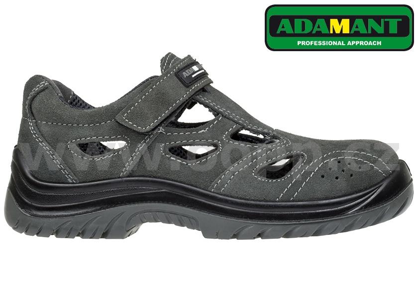 f074e6c3dbf9 Pracovní obuv ADAMANT ADM TAYLOR O1 - sandály   Pracovní obuv ...
