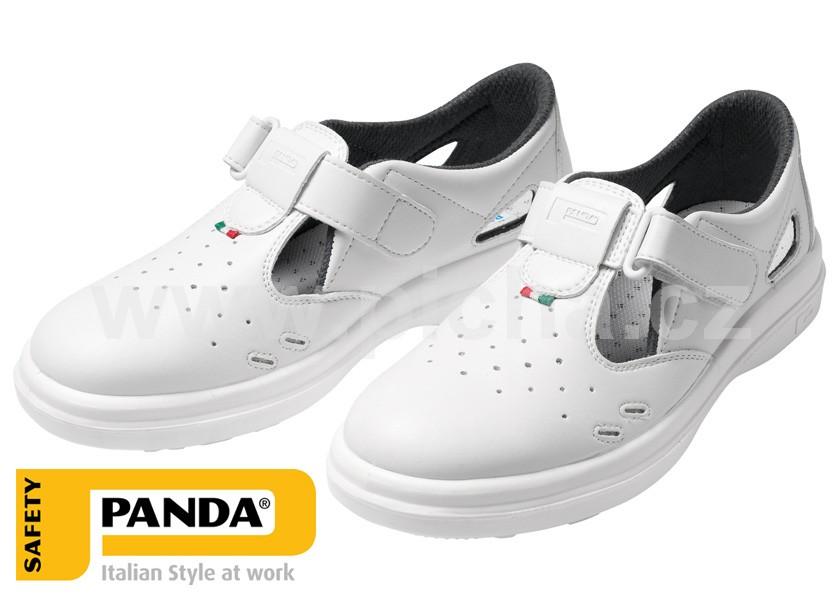 Pracovní obuv PANDA SANITARY LYBRA sandály S1 SRC   Pracovní obuv ... 61da8eec7bd