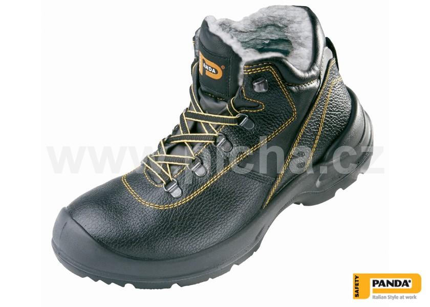 f031bced4dd Pracovní obuv PANDA ORSETTO WINTER S3 CI SRC   Pracovní obuv - Zimní ...