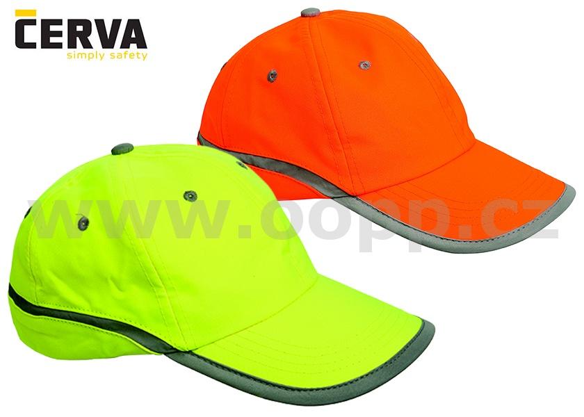 Reflexní čepice baseballová TAHR   Přilby - Ochrana hlavy - Čepice a ... 41ea00230e