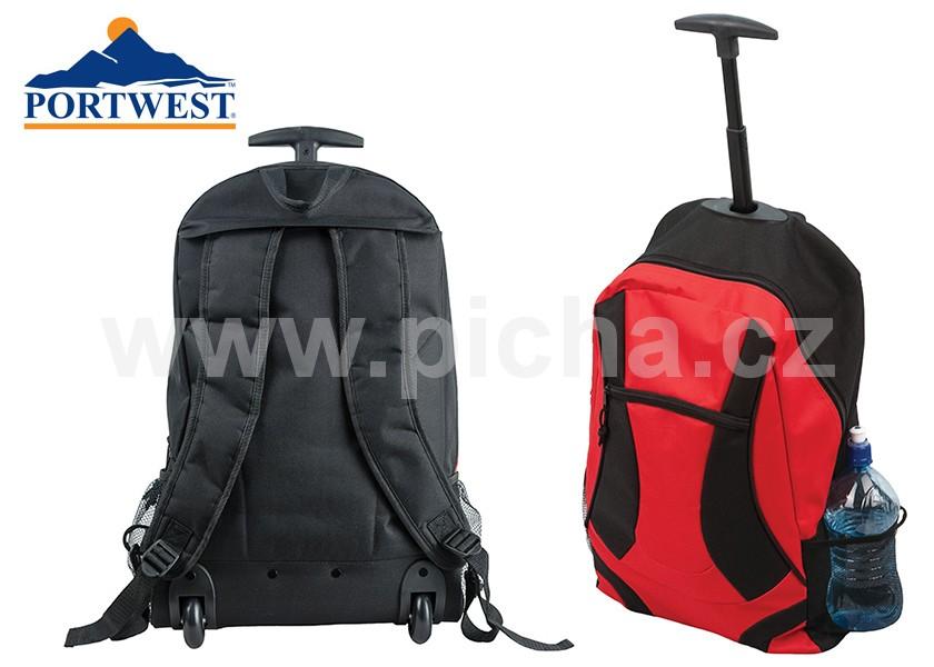 Batoh PORTWEST B906 Trolley Backpack 30L - s kolečky   Brašnářské ... 2baecbca65